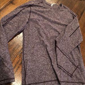 lululemon athletica Shirts - Lululemon Men's Long Sleeve